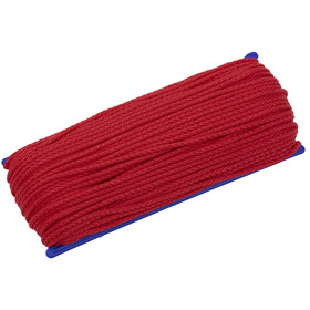 CAMPZ Allzweckleine 50m 3mm röd